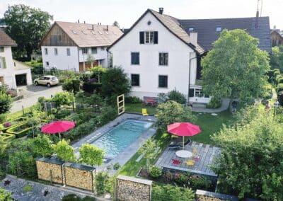 Poolbau in Frauenfeld