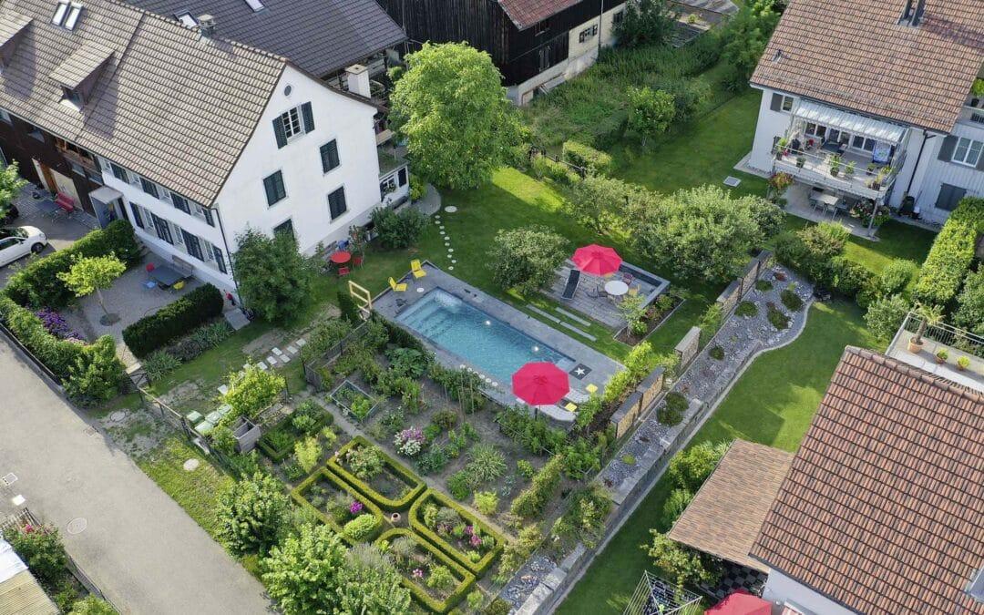 Poolbau und Gartenbau in Frauenfeld