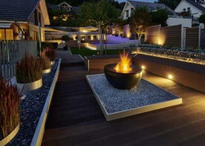 Poolbau von Seiler Gärten