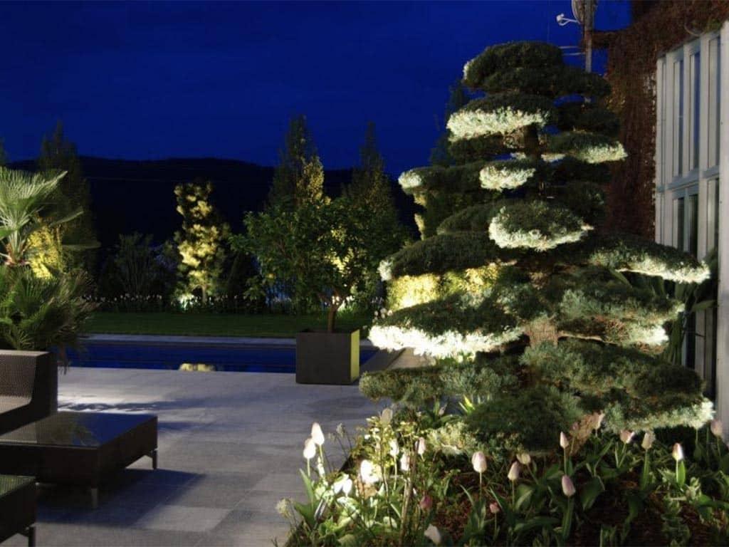 Gartenbeleuchtung Outdoor