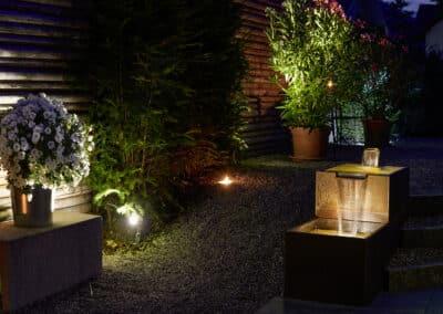 Gartenbau und Gartenbeleuchtung Winterthur